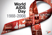 World Aids Day 1988-2008